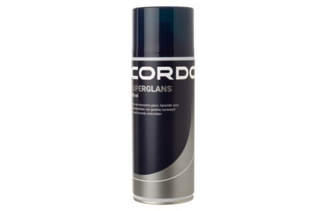 Cordo superglans spray 400, blauw
